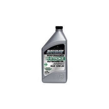 Quicksilver Performance 4 Stroke Outboard Oil SAE 10W-30