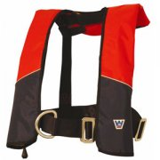 Seago Auto Inflation Life Jacket With Crotch Straps 180N