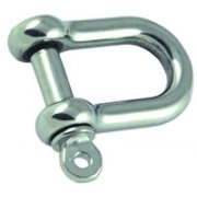 Dee Shackle Stainless Steel