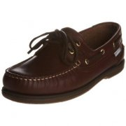 Quayside Clipper Deck Shoe Chestnut